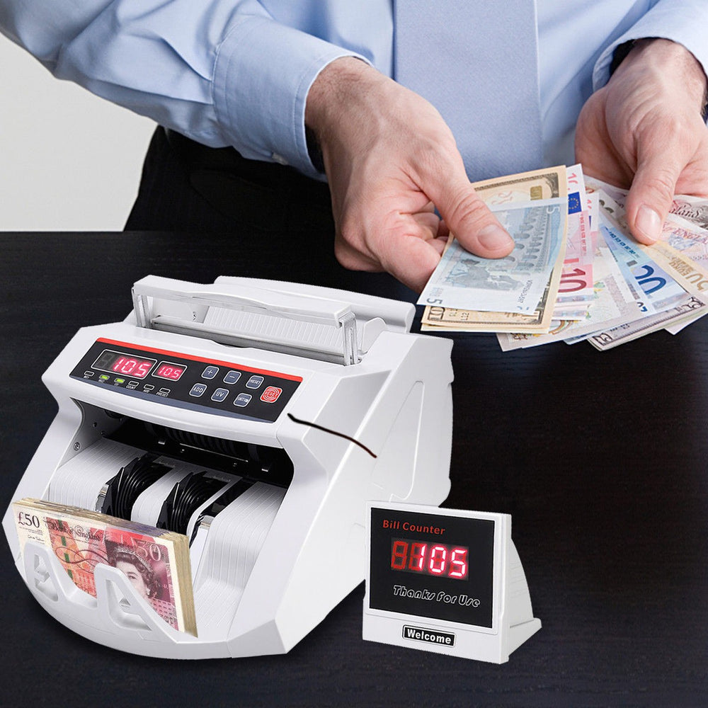 Fast Note Counting Machine