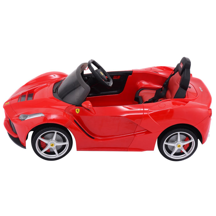 Children's Official Licensed Ferrari with Remote Control and MP3