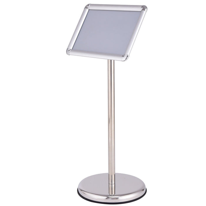 A4 Display Adjustable Poster Stand
