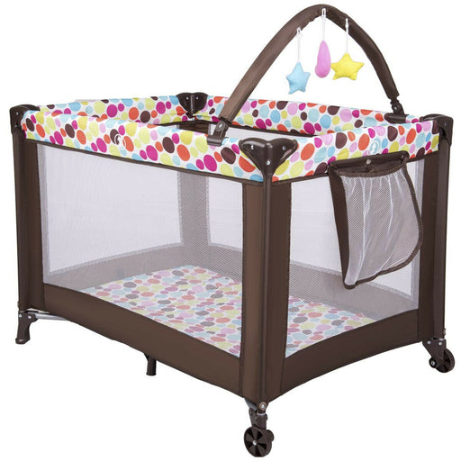 Baby Travel Cot Bed Portable Folding Bag Net