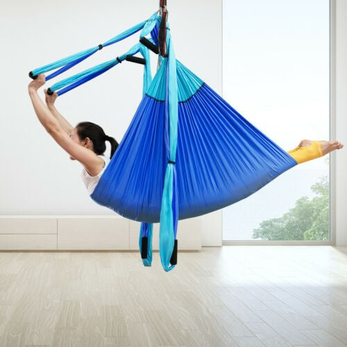 Anti-Gravity Yoga Hammock, Flying Inversion