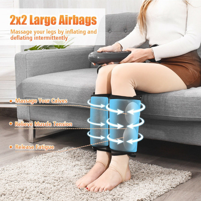 Air Pressure Massager Compression Massager Wrap Controller