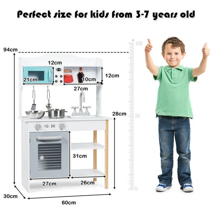 Children's Role Play Cooking Set Toy Boys & Girls Gift