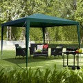 3X3M Waterfroof Outdoor Garden Gazebo Canopy Tent