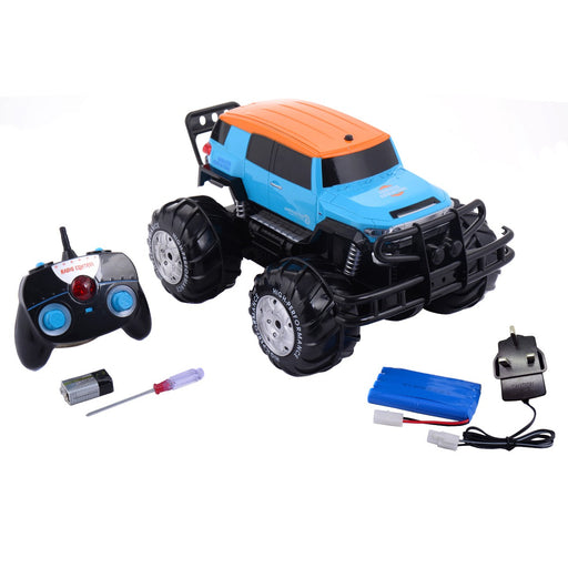 2.4GHz 8CH Remote Control Amphibious Car