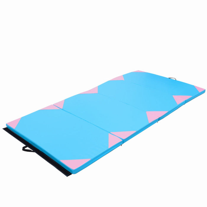 8ft Large Folding Gymnastics Floor Mat