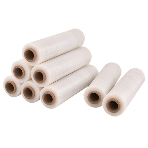 8 Rolls Wrap Stretch Film