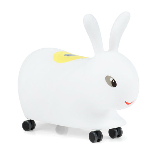 Rabbit Ride-on Car Preschool Toy Seat Playing Music Lights