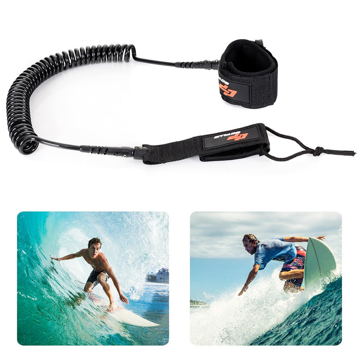 Surfboard Safety Rope Set W/Waterproof Bag