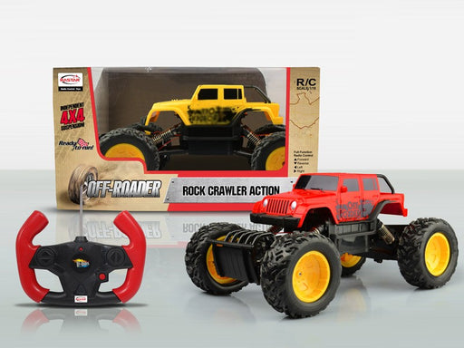 1:18 RC Monster Truck Remote Control Off-Road Car