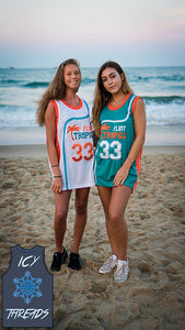 "Jackie Moon ""Flint Tropics"" 33 Basketball Jersey - Icy Threads LLC"