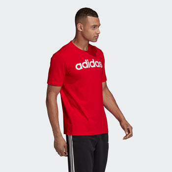T-shirt Adidas Essentials Linear Logo, Brand, SKU a722000008, Immagine 0