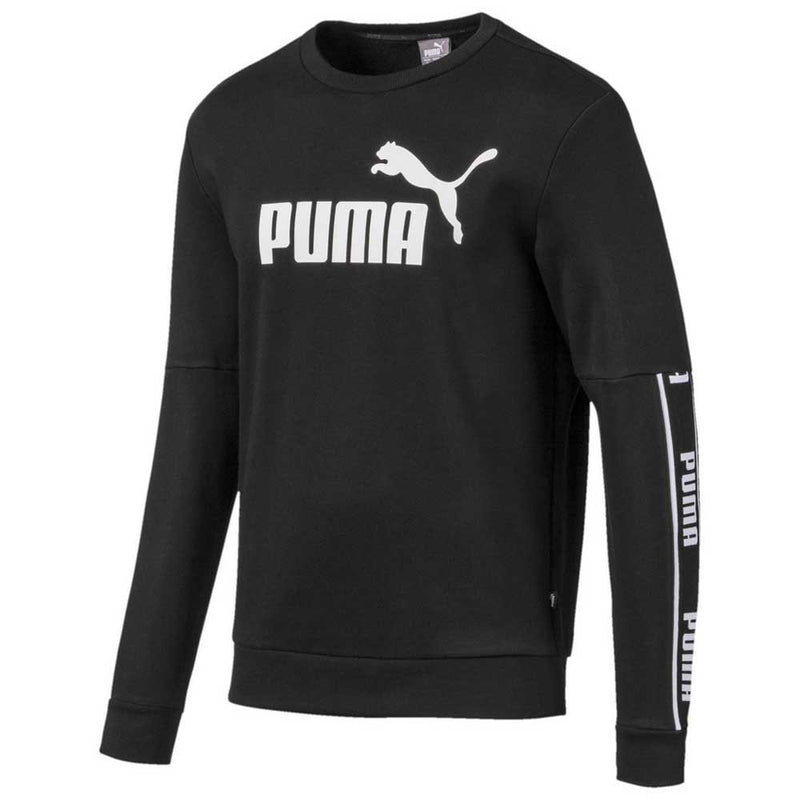 Felpa Puma Amplified Crew, Brand, SKU p544yt183, Immagine 0