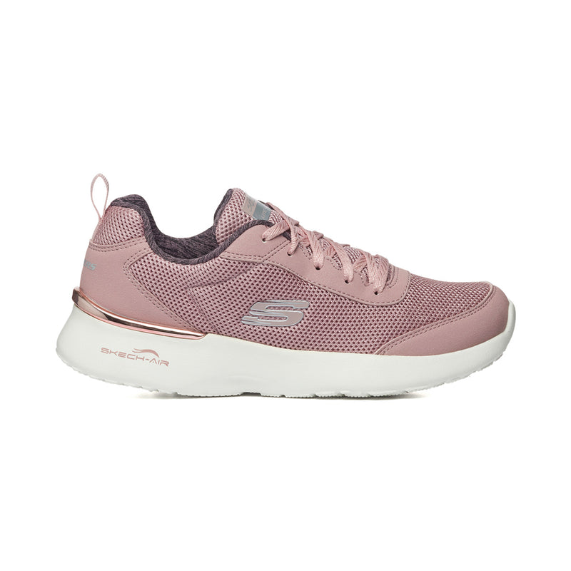 Sneakers lilla con sottopiede Memory Foam Skechers Skech-Air Dynamight Fast Brake, Donna, SKU s313500076, Immagine 0