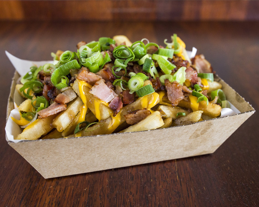 Cheese & Bacon Gravy Fries