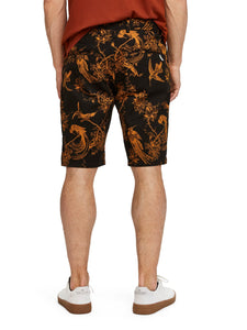 SCOTCH & SODA - Relaxed chino short - Bedford