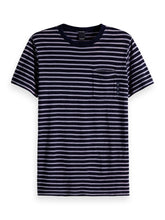 Load image into Gallery viewer, SCOTCH & SODA - Striped Tee