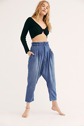 FREE PEOPLE, Mover & Shaker Pant