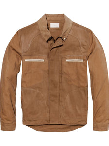 Scotch & Soda , Lot 22 worker jacket - Sand