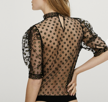 Load image into Gallery viewer, LOVE STORIES - Coco Bodysuit Black
