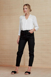 MAGALI PASCAL Elisa Shirt - Off White