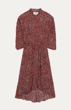 Load image into Gallery viewer, BA&SH, Chelsea Dress, Carmin Red