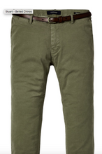 Load image into Gallery viewer, Scotch & Soda, Mens Mott Chino pants, sage