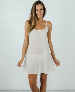 HUMIDITY LIFESTYLE, Cotton Slip, Natural
