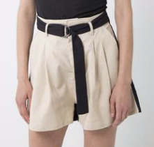 Third Form, 2 Tone Short, Black and Sand