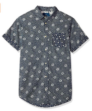 Load image into Gallery viewer, Scotch & Soda, Mens Mix & Match Short Sleeve Shirt