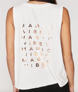 Spiritual Gangster, Magic V Neck Tank
