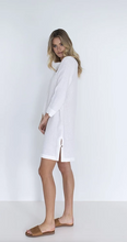 Load image into Gallery viewer, HUMIDITY LIFESTYLE - Shore shift Dress - Ivory