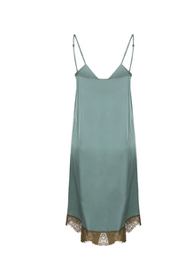 LOVE STORIES - Cato Dress - Seaweed
