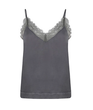 Load image into Gallery viewer, LOVE STORIES, Camelia Top - Grey