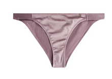 Load image into Gallery viewer, LOVE STORIES - Wild Rose Bikini Brief - Velvet Purple