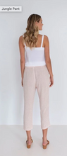 Load image into Gallery viewer, HUMIDITY LIFESTYLE, Jungle Pant, Stone & White