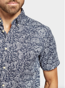 The Academy Brand, Lyman Shirt, Navy