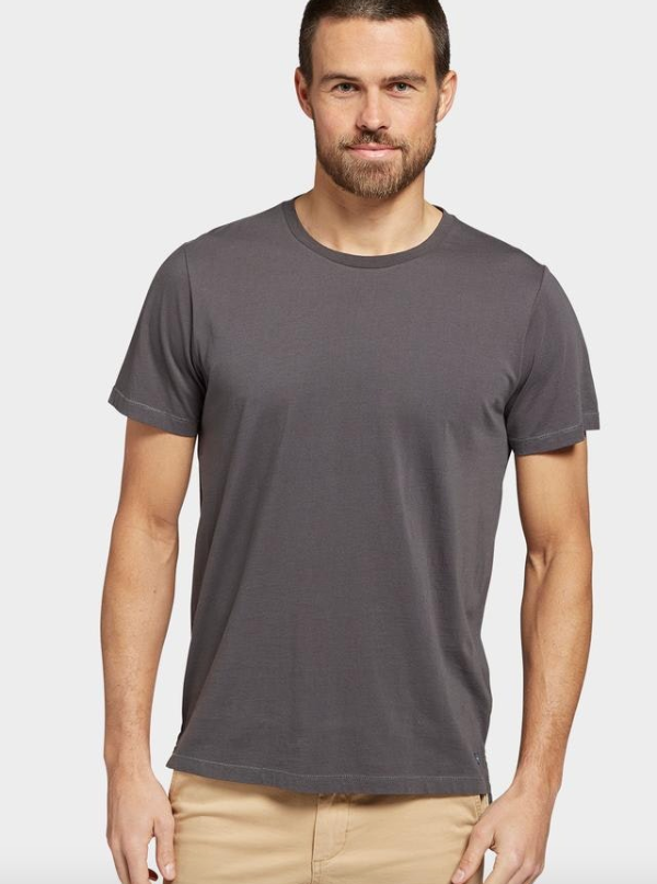 THE ACADEMY BRAND Blizzard Wash Tee, Military