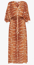 Load image into Gallery viewer, SASS & BIDE - Over & out silk dress - Print