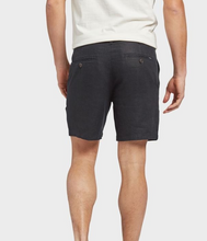 Load image into Gallery viewer, THE ACADEMY BRAND - Marco Linen Short - Black