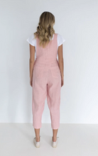 Load image into Gallery viewer, HUMIDITY LIFESTYLE, Lana Overall, Pink