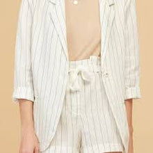 Load image into Gallery viewer, MAGALI PASCAL Joly Jacket - White Stripe
