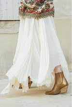 Load image into Gallery viewer, MES DEMOISELLES Versatile Skirt - Ivory