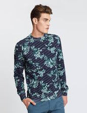 Load image into Gallery viewer, SCOTCH & SODA Crewneck Sweat with Toile du Jouy