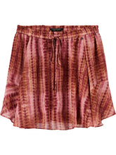 Load image into Gallery viewer, Scotch & Soda Maison Scotch, Short drapey printed skirt- Combo C