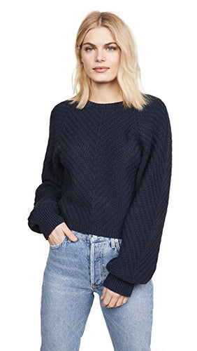 EQUIPMENT Leotine Sweater - Navy