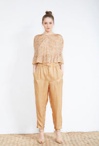 Mes Demoiselles, Melomane Pants- Honey