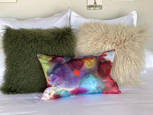 Load image into Gallery viewer, MARY SCHEPISI Penelope Rose Cushion 60x40cm