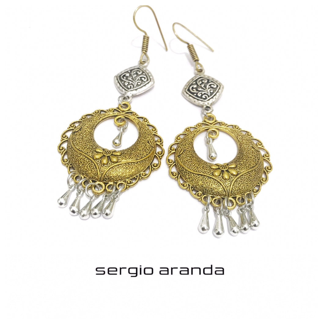 Earrings Boho-Chic