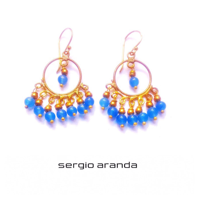 Boho-Chic earrings